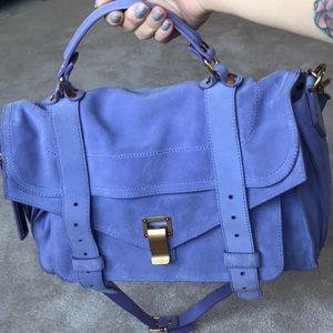 AUTHENTIC Proenza Schouler PS1 Medium Lavander Bag